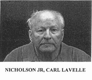 Carl Nicholson Hattiesbrug Mugshot